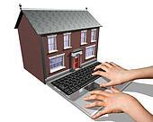 Internet housebuying
