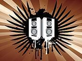grunge speakers