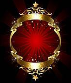 everlasting gold ribbon