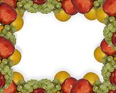 Fresh Fruit Border