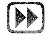 Play Forward Symbol Crome