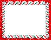 Christmas Candy Border