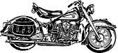 miod 50's american motorcycle