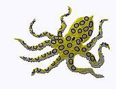 Yellow predator