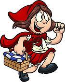 Little Red Ridding Hood.