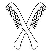 Haircutting Illustrations - Royalty Free - GoGraph