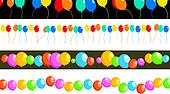 balloon borders