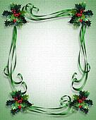 Christmas Border Frame