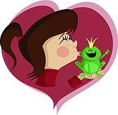 Kiss The Frog!