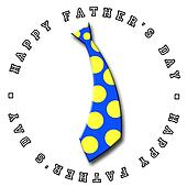 Father's Day Tie Icon