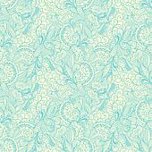 Ornamental lace pattern, background with many details, looks like crocheting handmade lace, lacy designs. Orient traditional ornament. Oriental motif