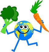 vegetable globe