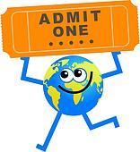 ticket globe
