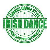 Irish dance stamp