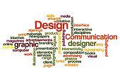 graphic design concept background