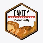 Bakery, dessert and milk bar design.