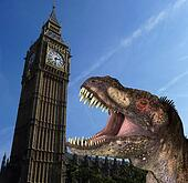 T Rex In London 3