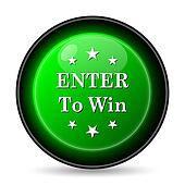 enter to win icon - photo #7