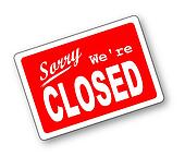 sorry we\\\'re closed