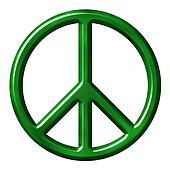 Ecological peace symbol