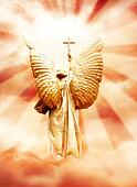 God\\\'s angel with the cro