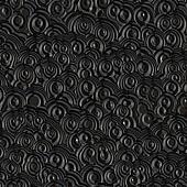 black plastic pattern