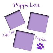 puppy love scrapbook