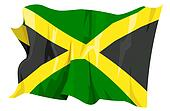 Flag series: Jamaica