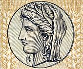 Demeter, Greek Goddess of Grain and Fertility
