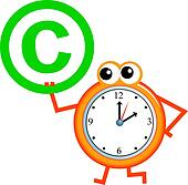 copyright time