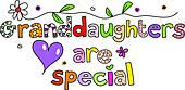 granddaughters are special