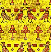 birds bandana 2