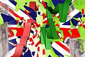 Pound Rise and Fall