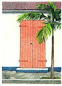 Caribbean Door