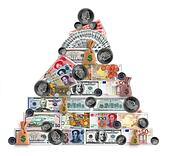 Madoff pyramid