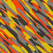 Colorful Camo Texture
