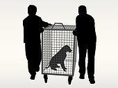 The dog catchers