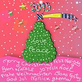 Children's Christmas Greeting card