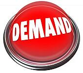 Demand Red Button Increase Customer Response Support New Product
