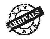 Stamp \\\'New Arrivals\\\'