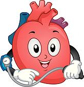Medical Clipart - doctor-checking-patents-blood-pressure ...  |Cartoon Blood Pressure Test