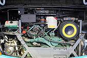 Bus engine