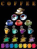 22 coffee cups