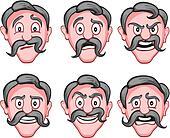 facial expressions 6