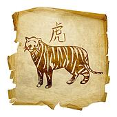 Tiger Zodiac icon