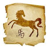 Horse Zodiac icon