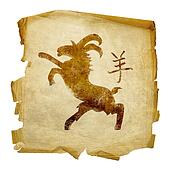 Goat Zodiac icon