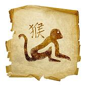 Monkey Zodiac icon