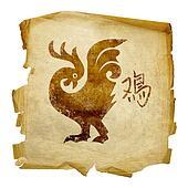 Cock Zodiac icon