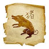 Pig Zodiac icon